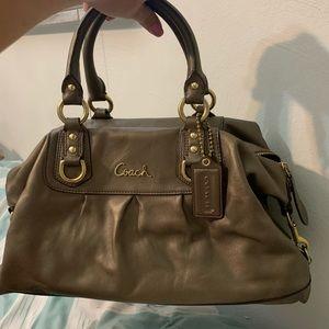 COACH adjustable handbag / tote